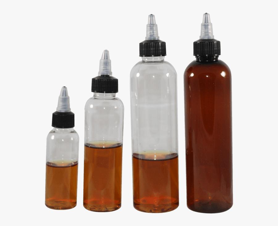 Transparent Dropper Png - Plastic Bottle, Transparent Clipart