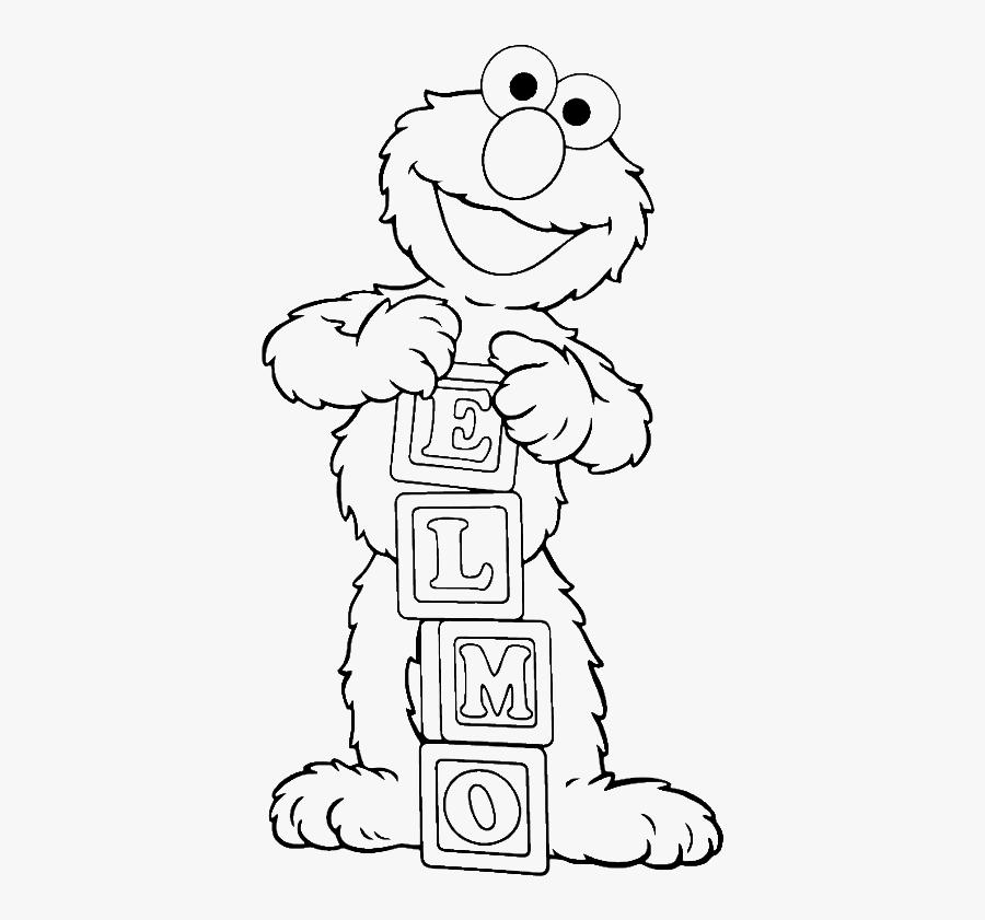 Sesame Street - Big Bird coloring pages   841x900