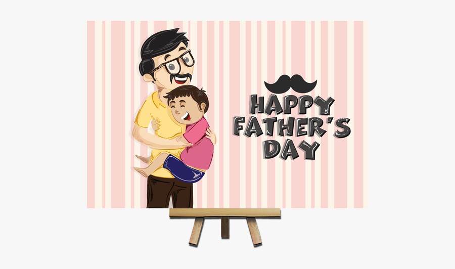 Special Happy Father's Day, Transparent Clipart
