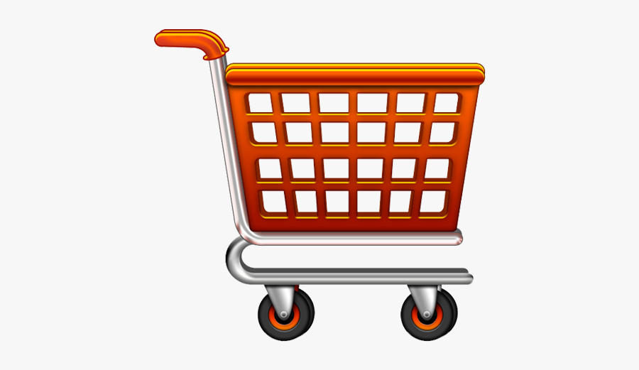 Download And Use Shopping Cart Png Image Without Background - Shopping Cart Icon Png Transparent, Transparent Clipart