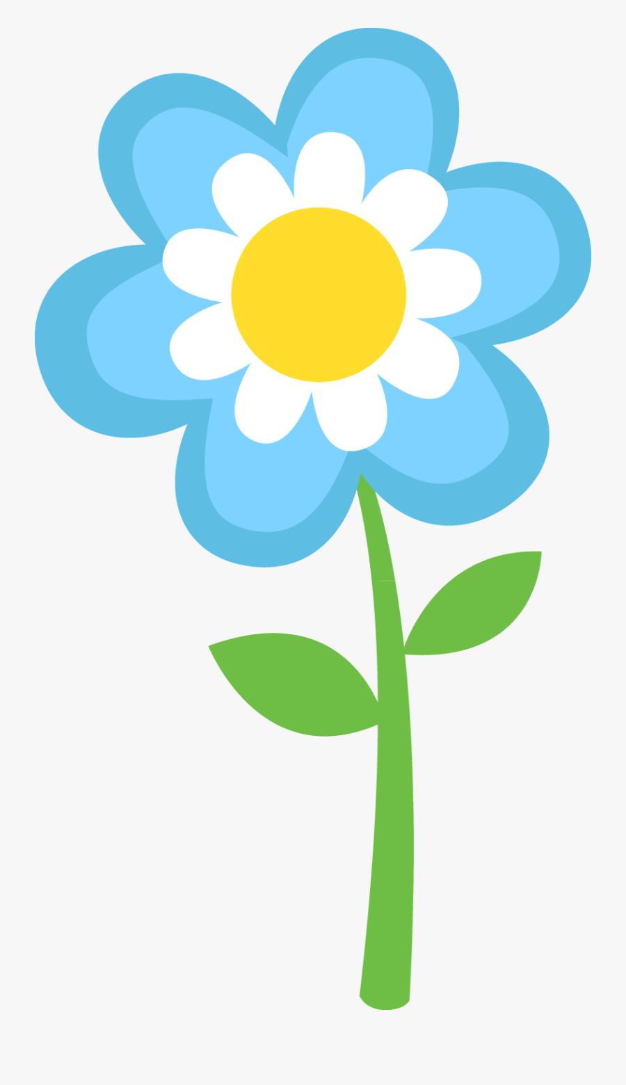 Transparent Spring Flowers Clipart Flores Em Desenho Png Free