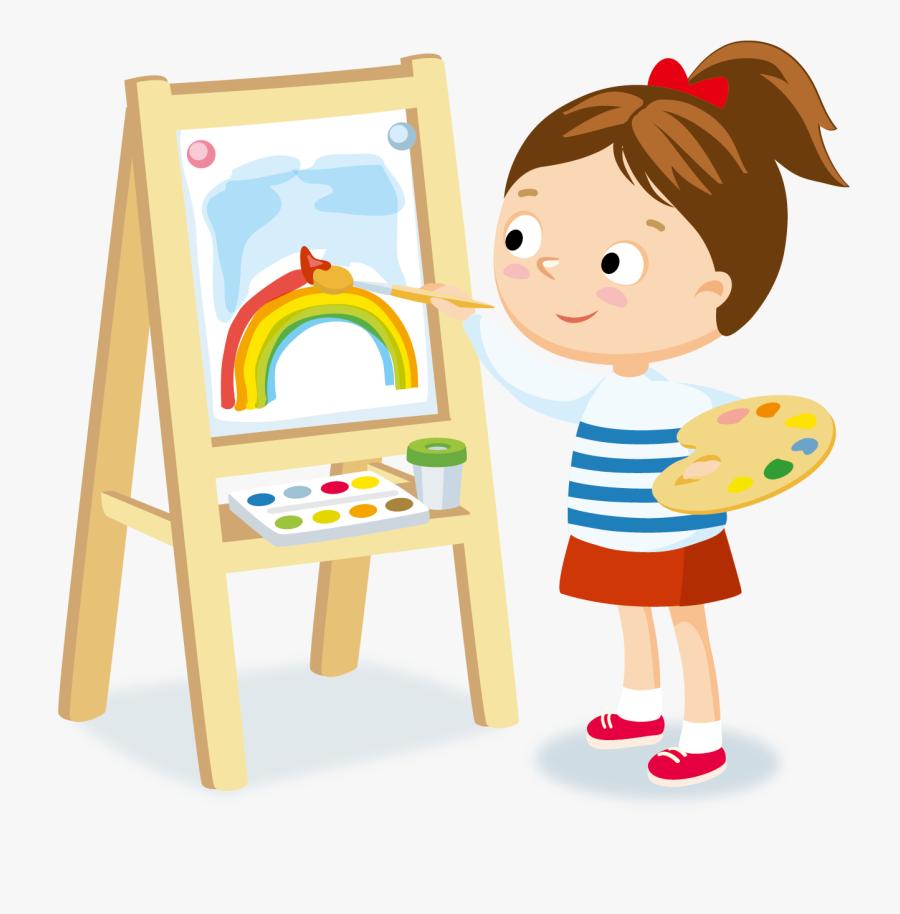 Kids Hobbies Clipart, Transparent Clipart
