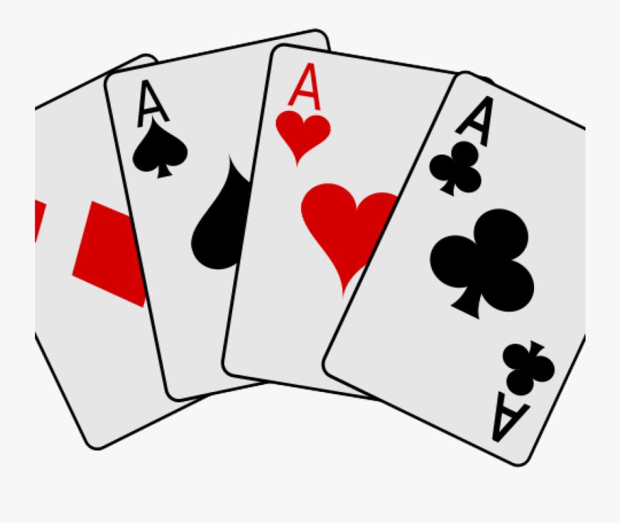 Transparent Poker Png - Card Play, Transparent Clipart