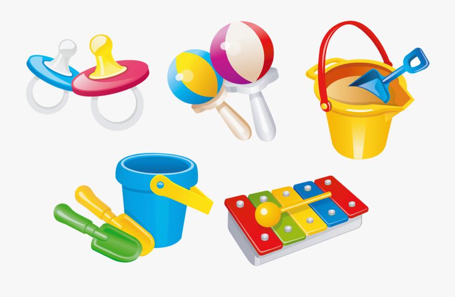 Rattle Yandex Search Clip - Детские Игрушки Png, Transparent Clipart