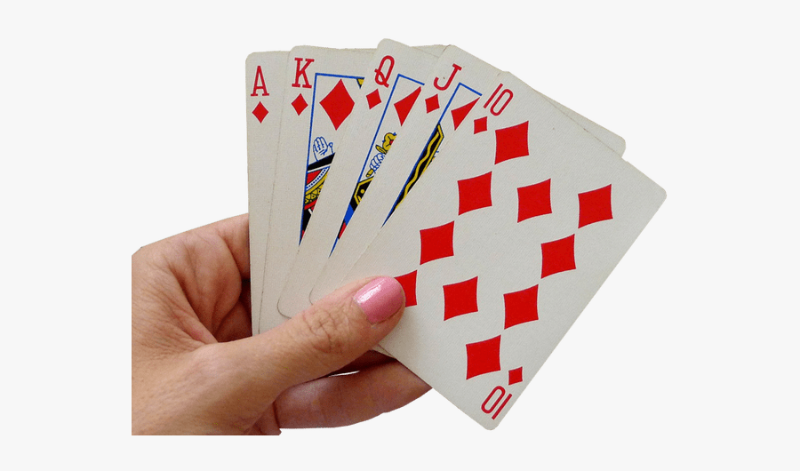 Clip Art Poker Background - Playing Cards Png Transparent Background, Transparent Clipart