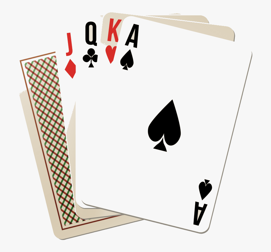 Playing Cards Clipart Photo Transparent Png - Poker Royal Flush Cards Png, Transparent Clipart