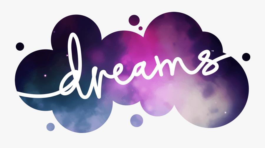 Clip Art Dream Psychology Know What - Media Molecule Dreams Logo, Transparent Clipart