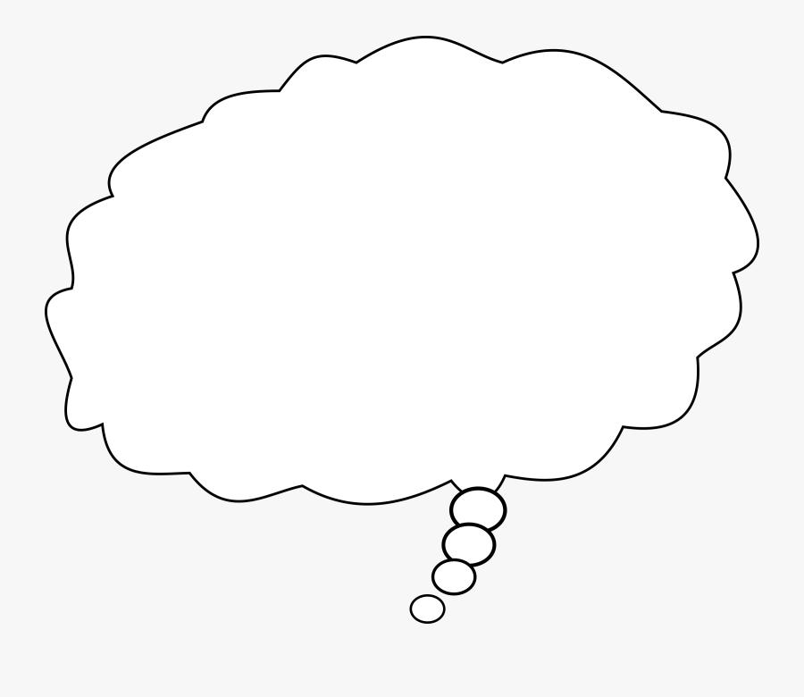 Dream Bubble Png - Speech Balloon, Transparent Clipart