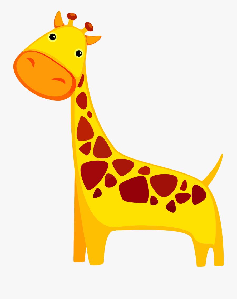 Giraffe Free To Use Cliparts - Giraffe Clipart, Transparent Clipart