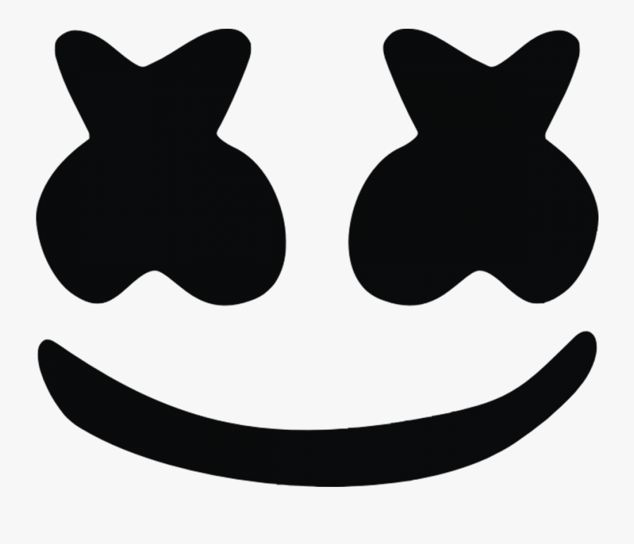 Collection Of Free Drawing Painting Download On - Marshmello Logo Vector, Transparent Clipart