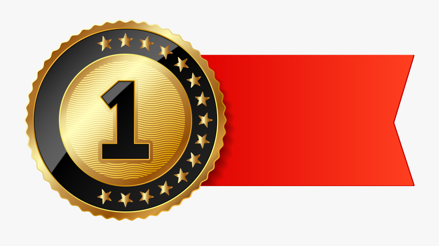 Transparent Gold Award Ribbon Clipart - 3rd Place Ribbon Png, Transparent Clipart