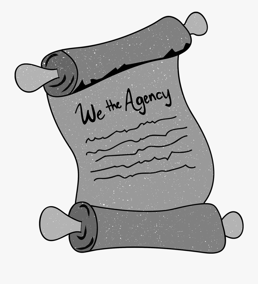 Agency Bill Of Rights - Transparent Bill Of Rights, Transparent Clipart