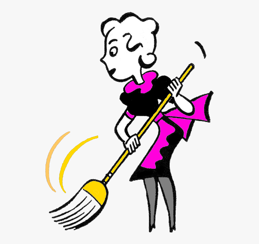 house cleaning in black and white clipart png download sweeping the floor clipart black and white free transparent clipart clipartkey sweeping the floor clipart black
