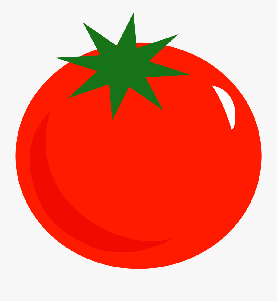 Mini Tomato Icons Png - Tomato Clipart Png Icon, Transparent Clipart