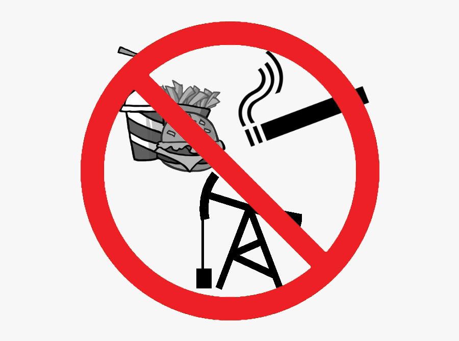 Money From Smokers, Polluters And Junk Food How Not - Cartoon Food And Drink, Transparent Clipart