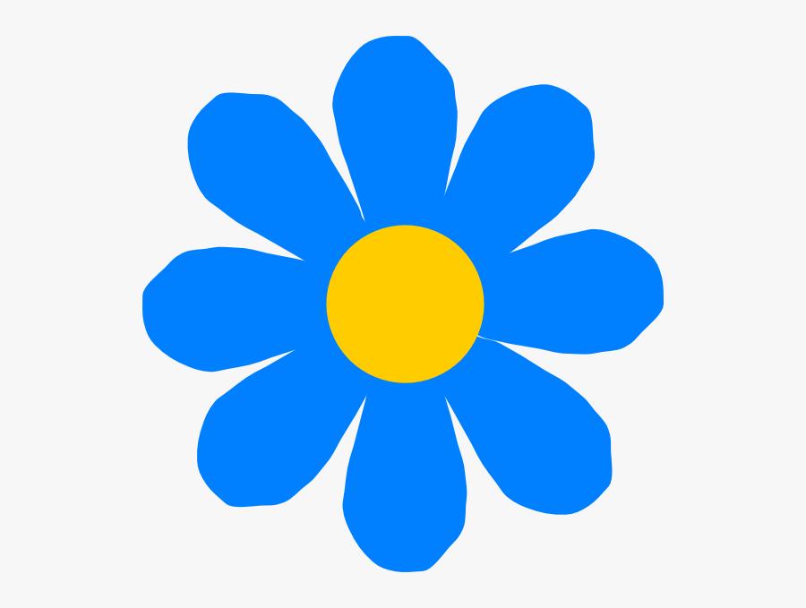 Blue Flower Clipart Flowers Clip Arts Color Pink Free Transparent Clipart Clipartkey