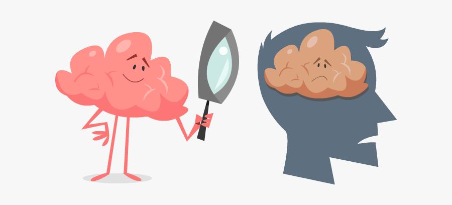 Online Mental Health Awareness Course - Mental Health Cartoon Images Png, Transparent Clipart