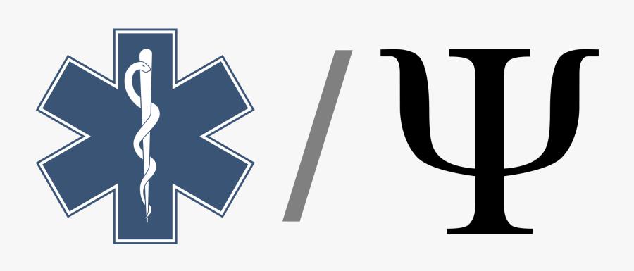 Medical Symbol For Mental Health, Transparent Clipart