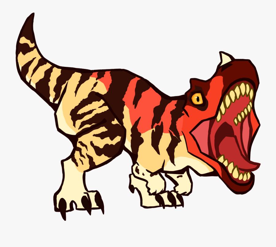Fallen Kingdom An Actual Artist I Am Having A Bad Mental - Jurassic World Evolution Ceratosaurus Jwe, Transparent Clipart
