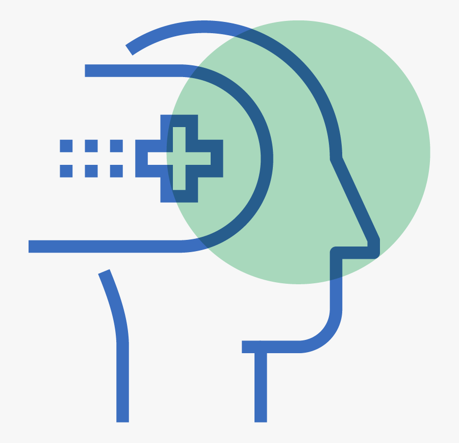 Transparent Injury Png - Traumatic Brain Injury Icon, Transparent Clipart
