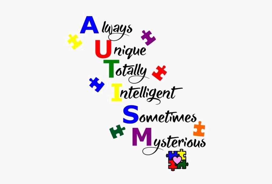 Autism Awareness Png Clipart - Autism Awareness, Transparent Clipart