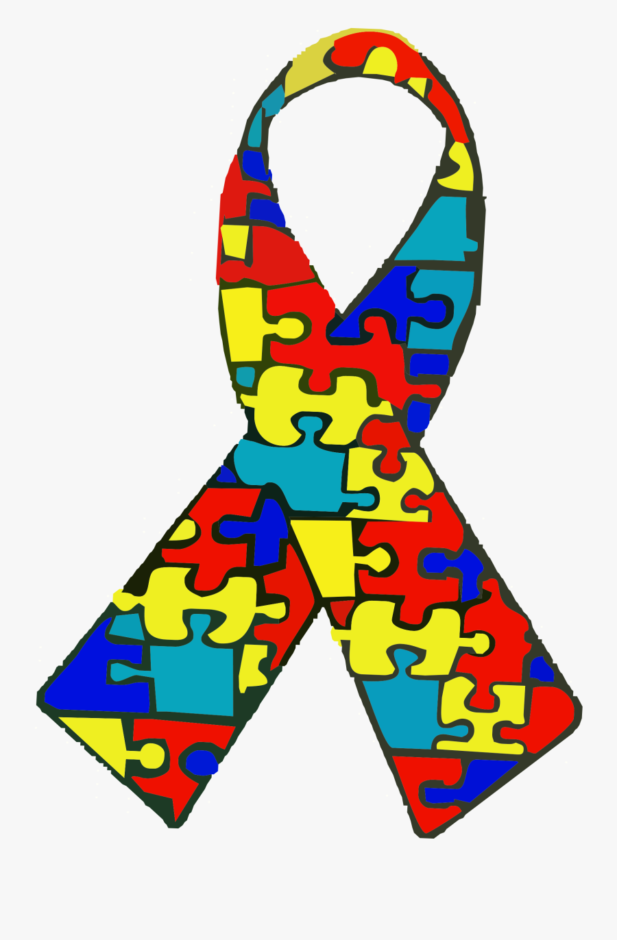 Autism Spectrum Disorder Logo Clipart , Png Download - Autism Spectrum Disorder Logo, Transparent Clipart