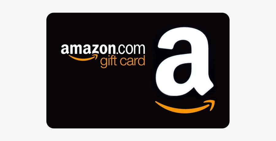 Amazon Gift Card, Transparent Clipart
