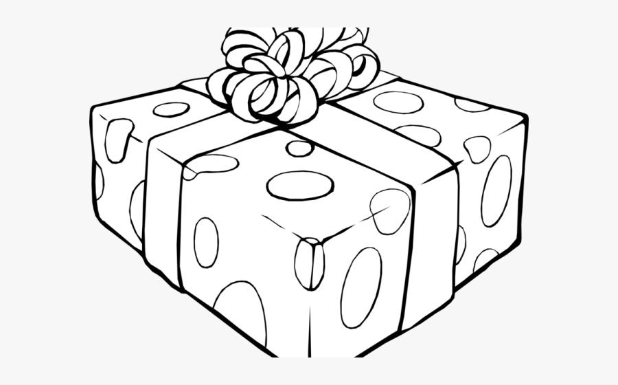Christmas Present, Transparent Clipart