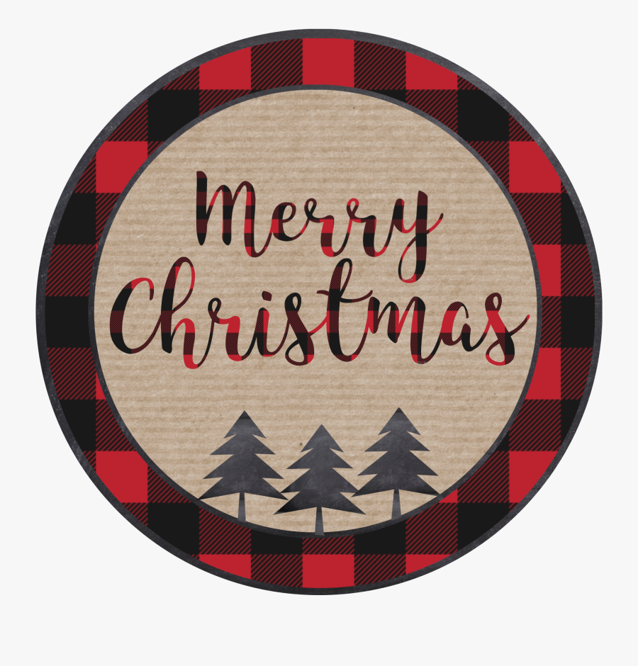 Images Of Christmas Gift Tag Png, Transparent Clipart