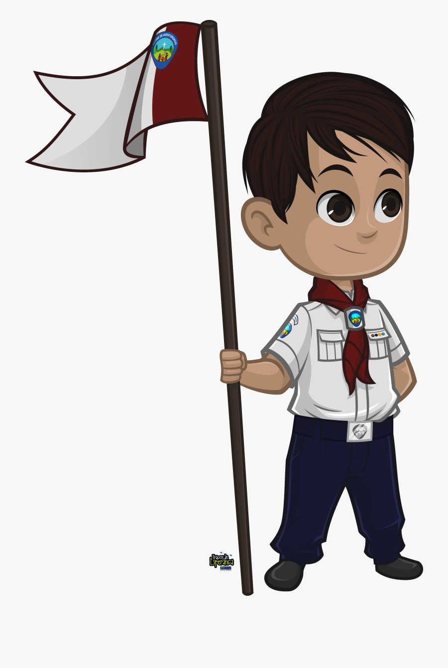 Boy Scout Cliparts, Stock Vector And Royalty Free Boy Scout Illustrations
