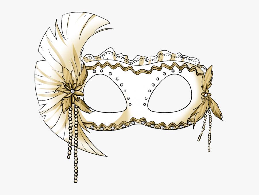 Ball Masquerade Mask Goggles Animal Font Glasses - Mask, Transparent Clipart
