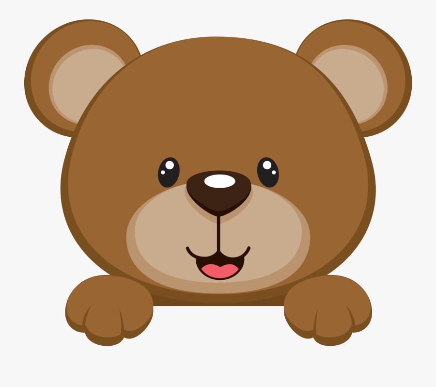 Teddy Bear Head Clipart, Transparent Clipart