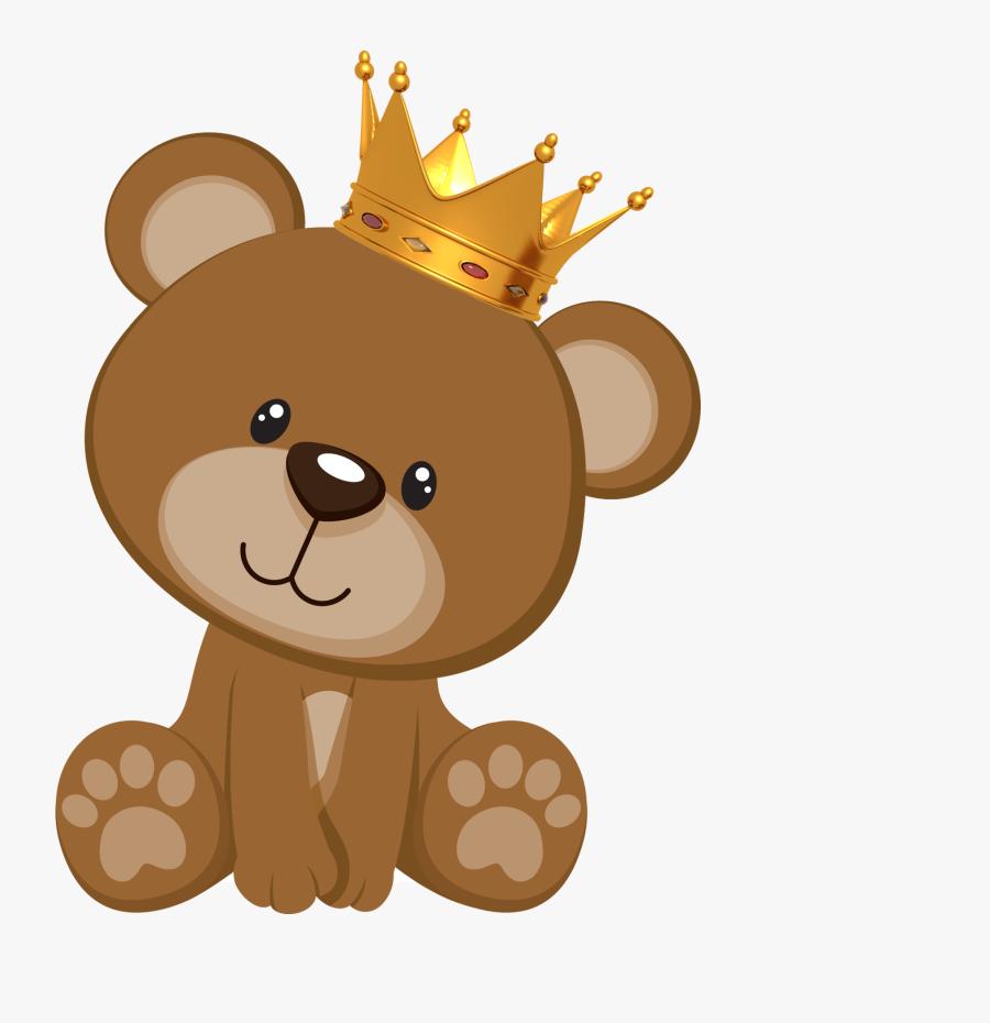Transparent Mama Bear Clipart - Cartoon Transparent Teddy Bear Png, Transparent Clipart