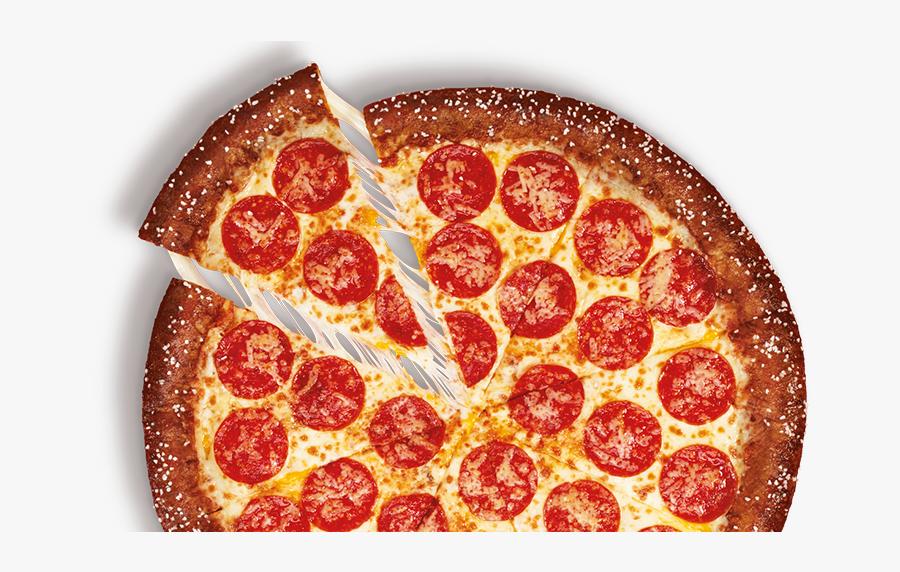 Transparent Pizza Hut Clipart - Pretzel Pizza Little Caesars 2019, Transparent Clipart