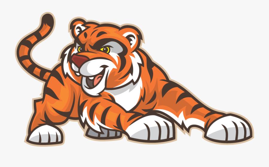 Greencastle Tiger Cubs - Greencastle Tiger Cubs Logo, Transparent Clipart