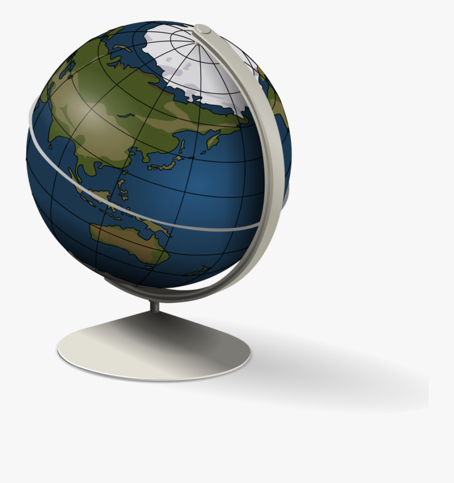 Free Earth And Globe Clipart - Globe Clip Art, Transparent Clipart