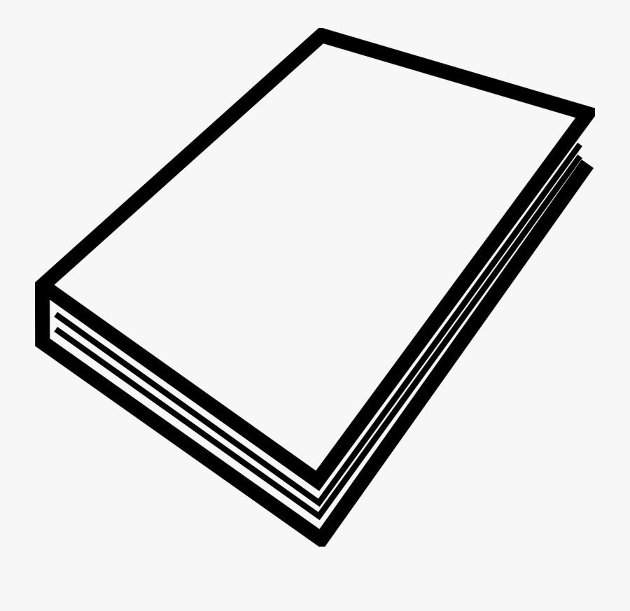 Closed Book Standing Free Clipart Images - Closed Book Clipart, Transparent Clipart
