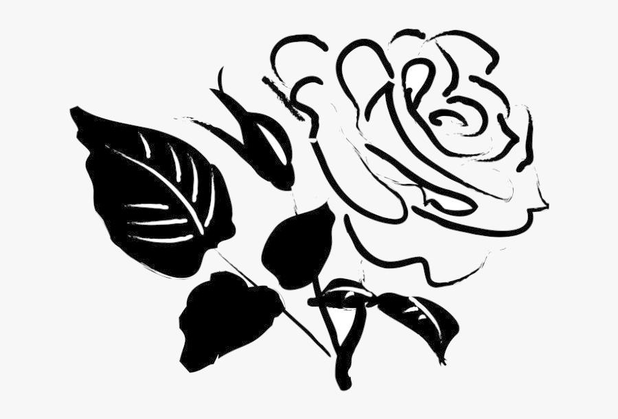 Rose Blossom Clip Art