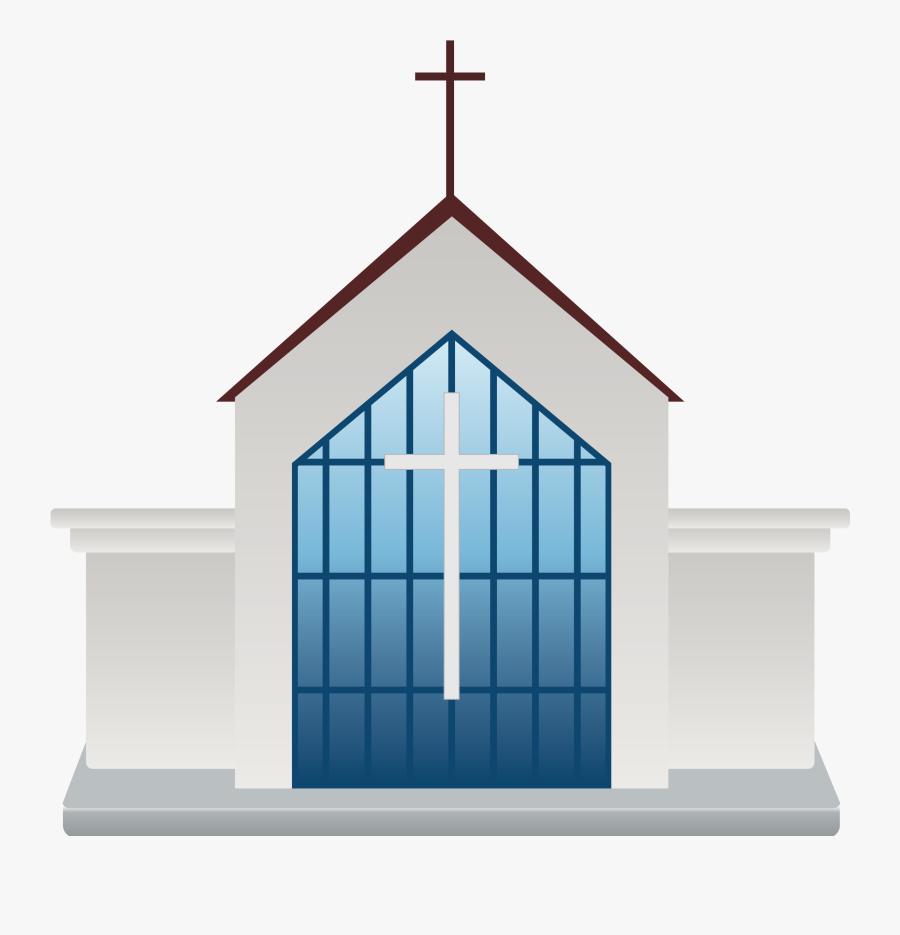 Cartoon Drawing At Getdrawings - Transparent Background Cartoon Church Png, Transparent Clipart