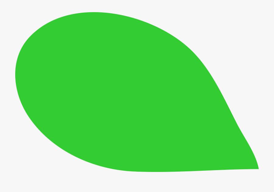 Big Image - Flower Leaf Clip Art, Transparent Clipart