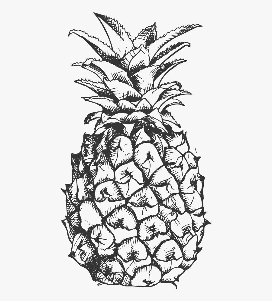 Transparent Pineapple Clipart - Gold Pineapple, Transparent Clipart