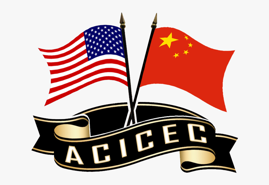 Acicec American Chinese International Cultural Exchange, Transparent Clipart