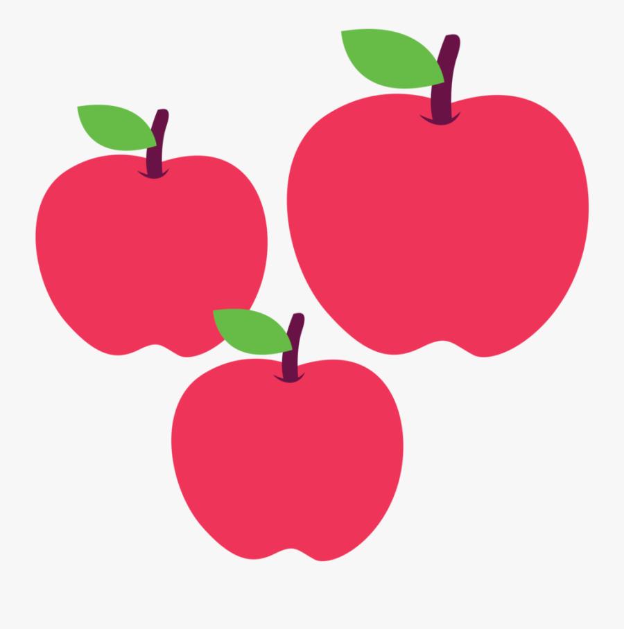 Our Pond Clip Art Freeuse Stock - Clip Art 3 Apples, Transparent Clipart