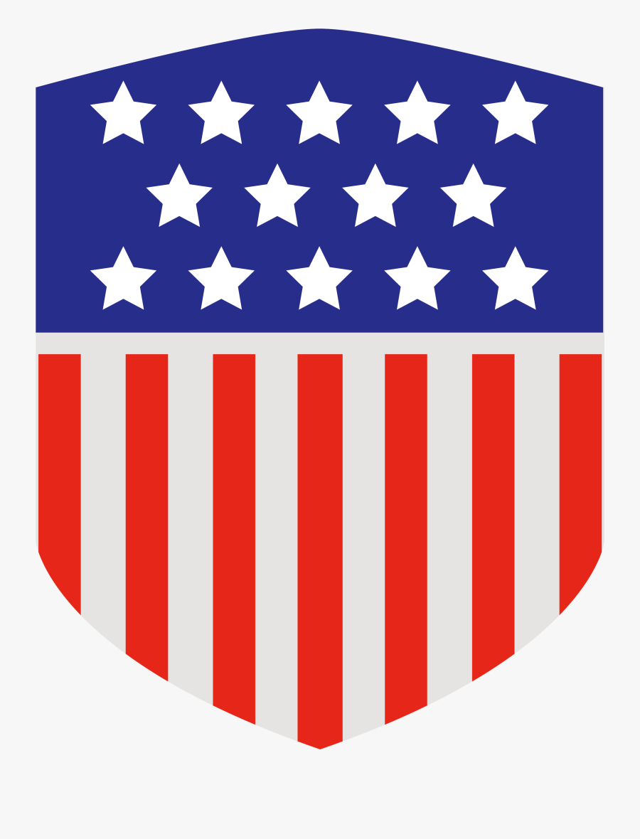Transparent United State Flag Clipart - First Avenue Stars, Transparent Clipart