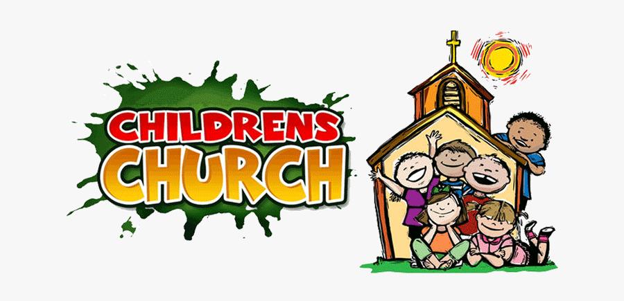 Clip Art Children Church Clip Art - Children Church, Transparent Clipart