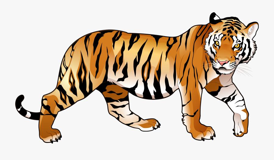 Thumb Image - Transparent Background Tiger Clip Art, Transparent Clipart