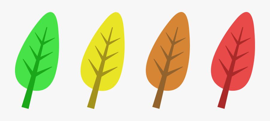 Photos Of Fall Leaf Clip Art Fall Leaves Clip Art Free - Colorful Leaf Clip Art, Transparent Clipart