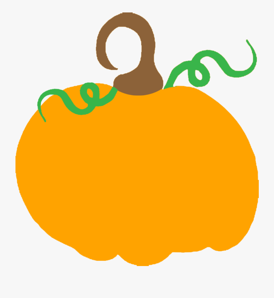Pumpkins Halloween Pumpkin Clip Art Free Clipart Images - Clip Art Of Pumpkin, Transparent Clipart