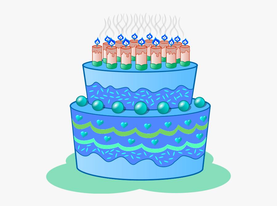 Astounding Blue Birthday Cake Clip Art Clipart Birthday Cake Clipart Blue Funny Birthday Cards Online Overcheapnameinfo