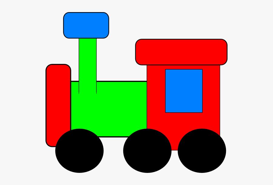 Train Engine Kids, Transparent Clipart